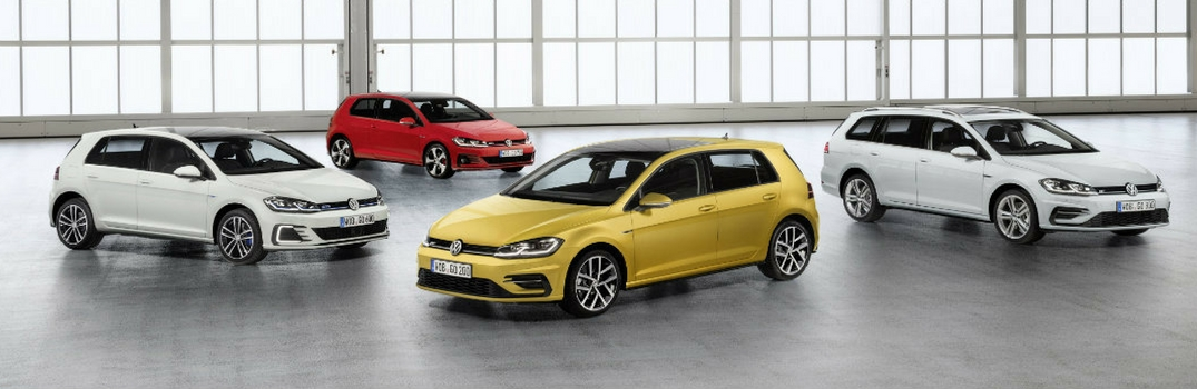 "2017 Volkswagen Golf Voted ""Best Small Car"" by Daily News Autos"