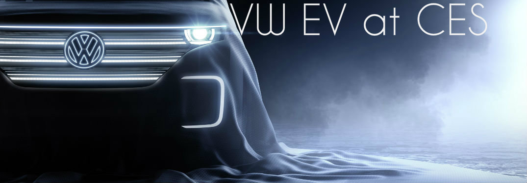 VW electric car concept to be unveiled at CES