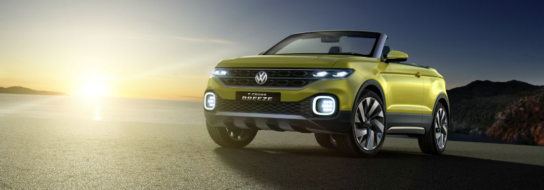 Volkswagen T-Cross Breeze Engine Specs