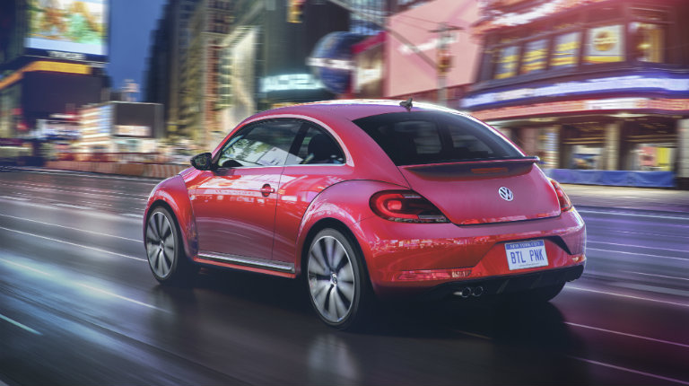 2017 vw #pinkbeetle color match