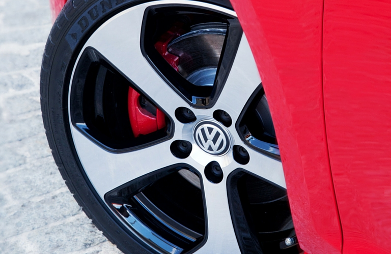 2016 VW Golf GTI Autobahn with Performance package