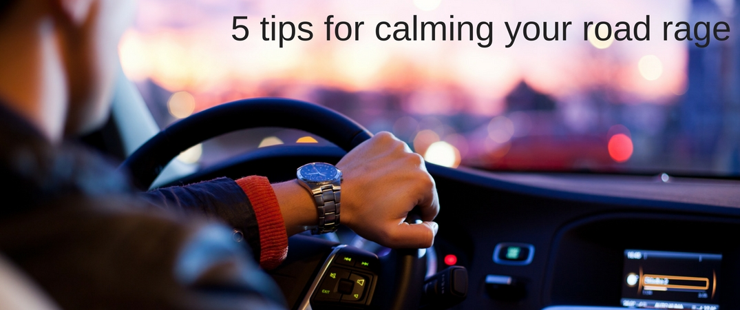 5 tips for calming your road rage