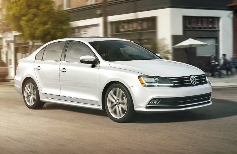 2017 Volkswagen Jetta Side View