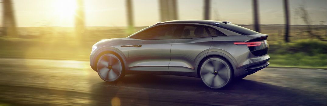 VW Electric Crossover Concept Shows the Future