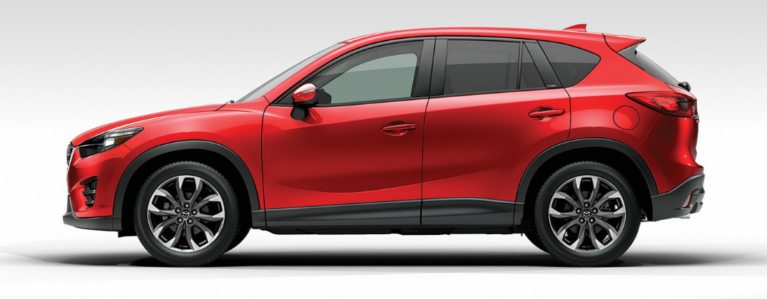 2016 Mazda Suv Touring And Grand Touring Upgrades
