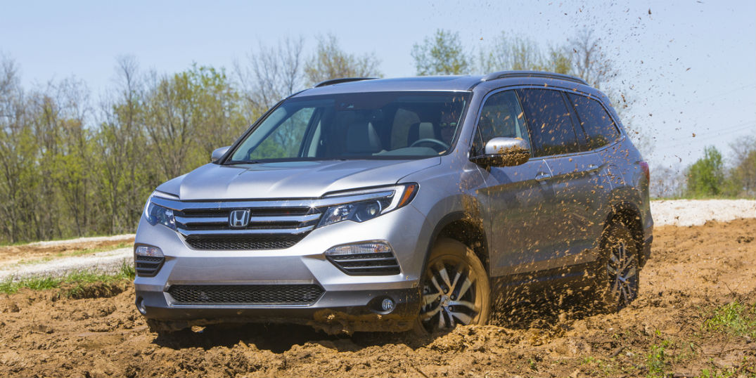 2015 Honda Pilot Towing Capacity >> How much can the 2016 Honda Pilot Elite AWD tow?