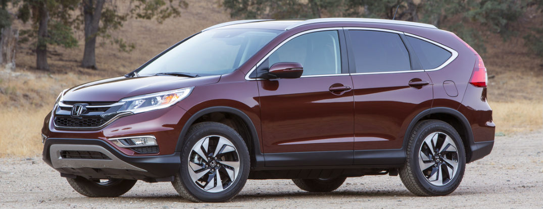 2016 honda cr v lx vs ex for 2016 honda cr v se