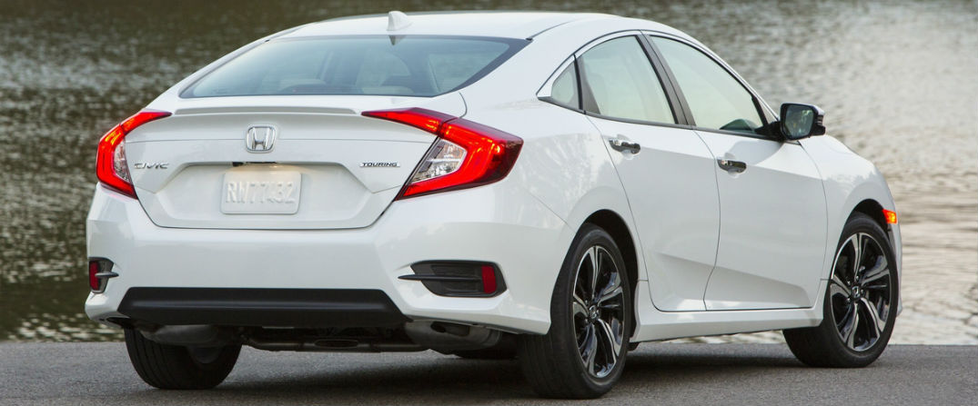 is the 2016 honda civic all wheel drive