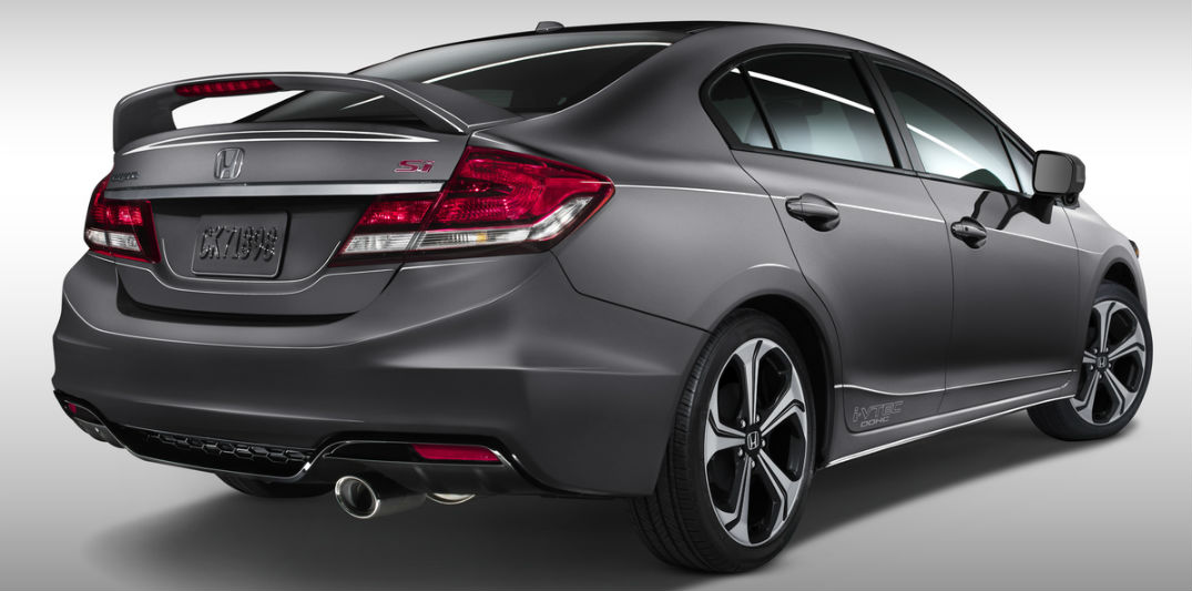 new honda civic si set for 2017 debut. Black Bedroom Furniture Sets. Home Design Ideas