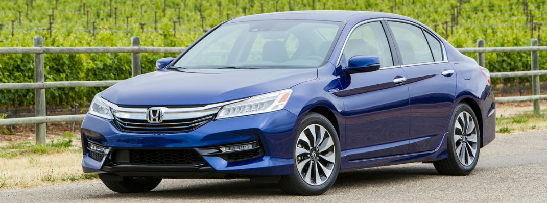When is the 2017 honda accord hybrid release date for 2017 honda accord release date