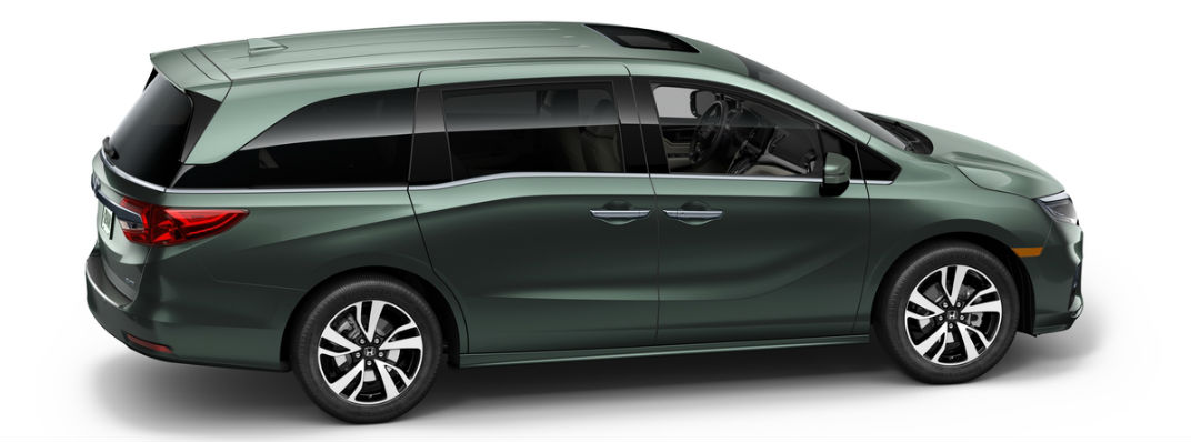 How powerful is the 2018 Honda Odyssey?