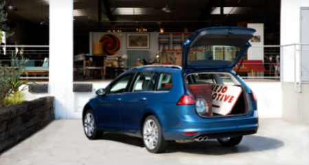 2015 Golf SportWagen Pricing and Release date