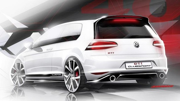 2016 Volkswagen Golf GTI Clubsport Engine Specs