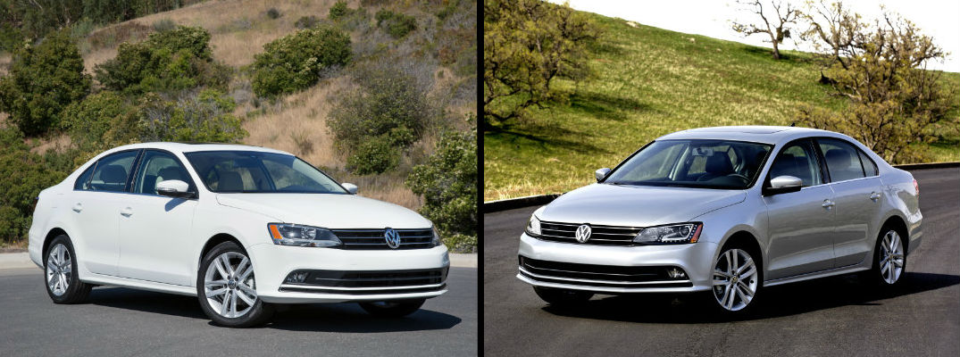Find Out How The Volkswagen Jetta And Jetta Gli Models Are