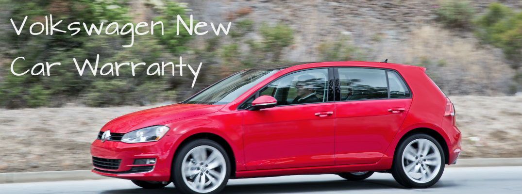 What Does The Volkswagen Warranty Cover