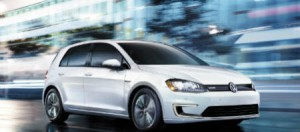 Top 5 Electric Car Myths electric car advantages 2015 Volkswagen e-Golf Volkswagen Santa Monica CA