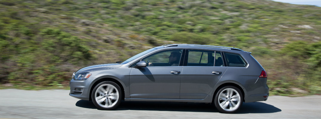 VW Golf SportWagen New Features and Release Date