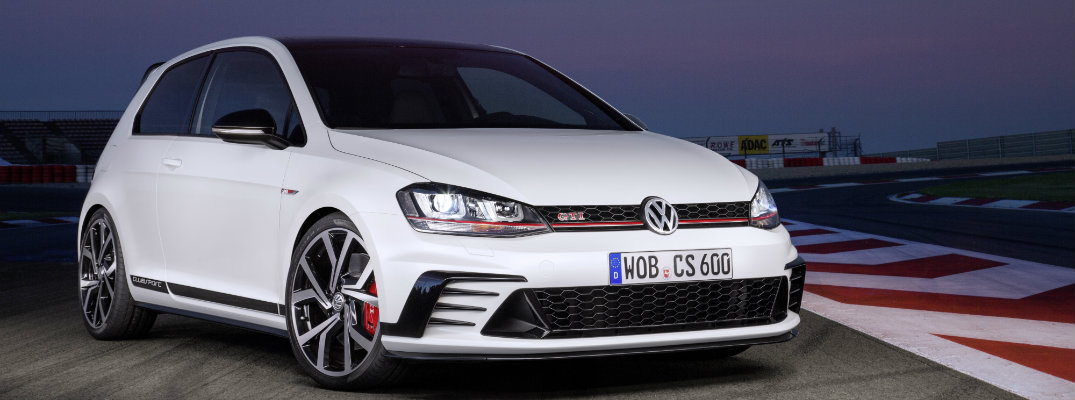 40th anniversary vw golf gti clubsport usa release date