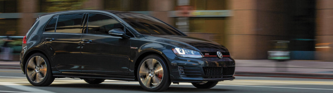 Benefits of Buying the VW Golf GTI