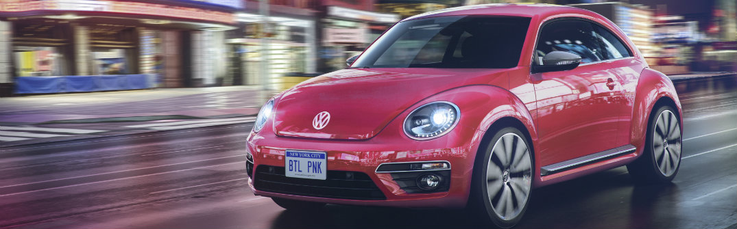 2017 vw #pnkbeetle color
