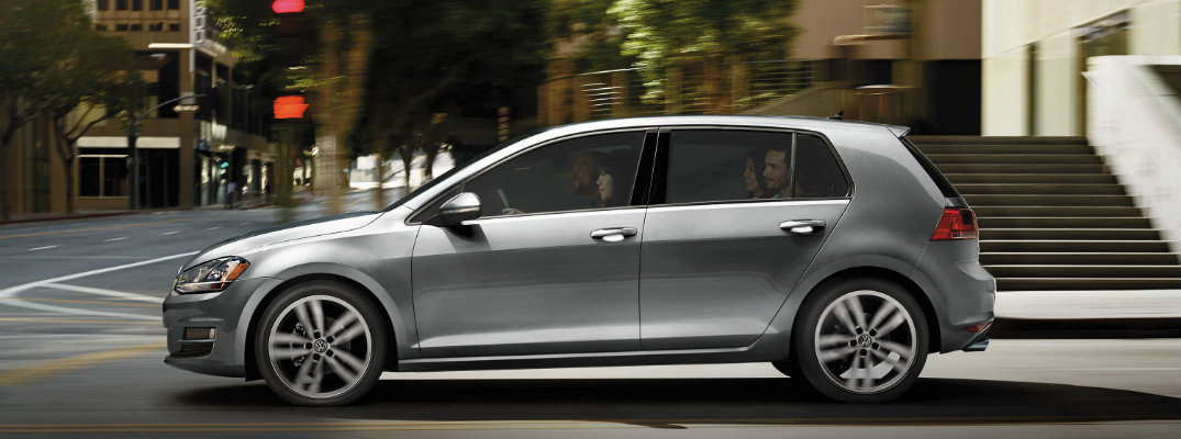 Difference Between 2016 And 2017 Volkswagen Golf