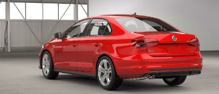 Differences Between 2016 Volkswagen Jetta GLI vs 2015 Volkswagen Golf GTI cargo space specs and features