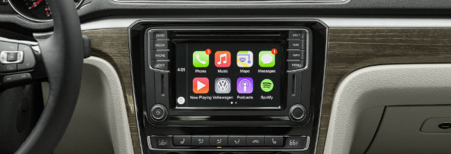 2016 Volkswagen Passat Changes will the 2016 VW passat get android auto and apple carplay 2016 VW passat new infotainment system