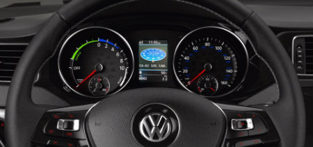 How Does the Jetta Hybrid Work How to Use E-Mode in the 2016 VW Jetta Hybrid electric mode