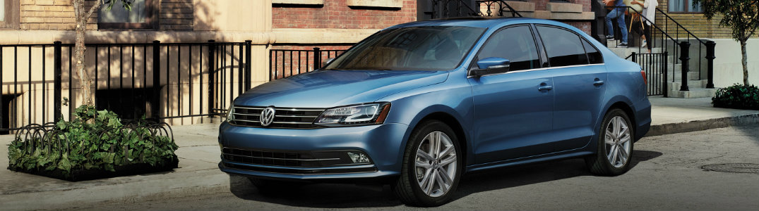 2016 vw jetta in blue
