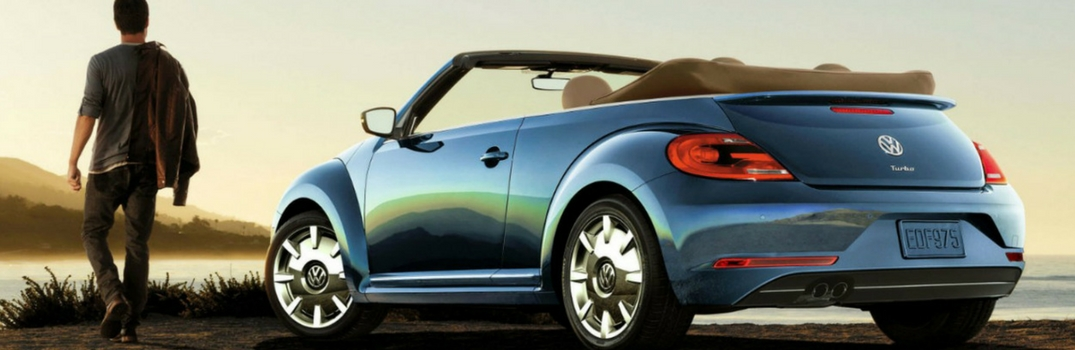 2017 VW Beetle Convertible Colors