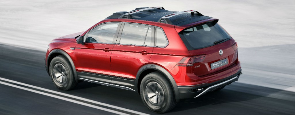 new volkswagen tiguan gte active concept hybrid. Black Bedroom Furniture Sets. Home Design Ideas