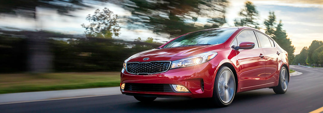 5 Most Efficient 2017 Kia Models