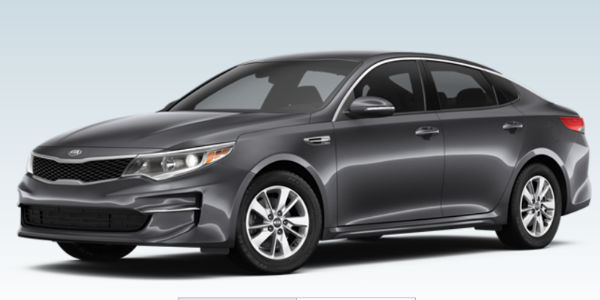 2017 Kia Optima Trim Level And Color Choices
