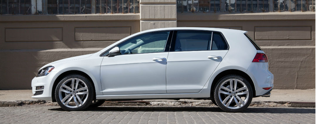 Differences between 2014 VW Golf and 2015 VW Golf