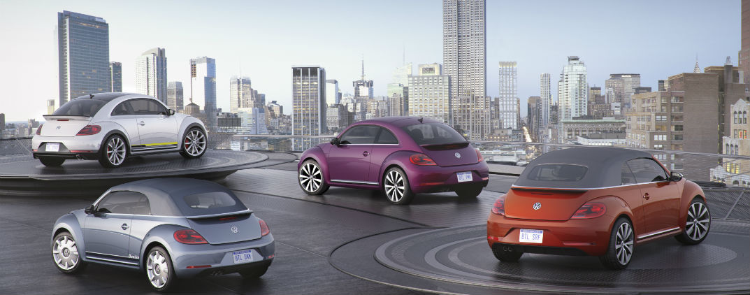 2015 New York Auto Show Beetle Concepts