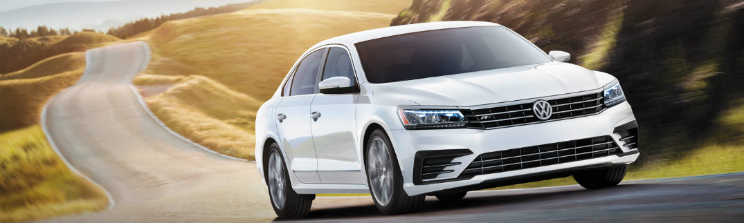 Does the 2016 Volkswagen Passat have a better interior than the 2016 Toyota Camry-exterior-karen radley vw