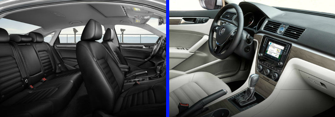 Does The 2016 Volkswagen Passat Have A Better Interior Than The 2016 Toyota Camry