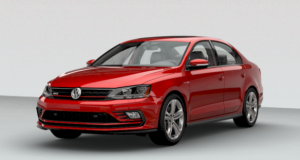 What is new on the 2017 VW Jetta?
