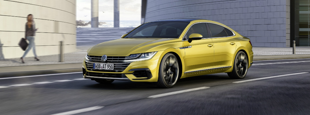What to Expect From the Volkswagen Arteon