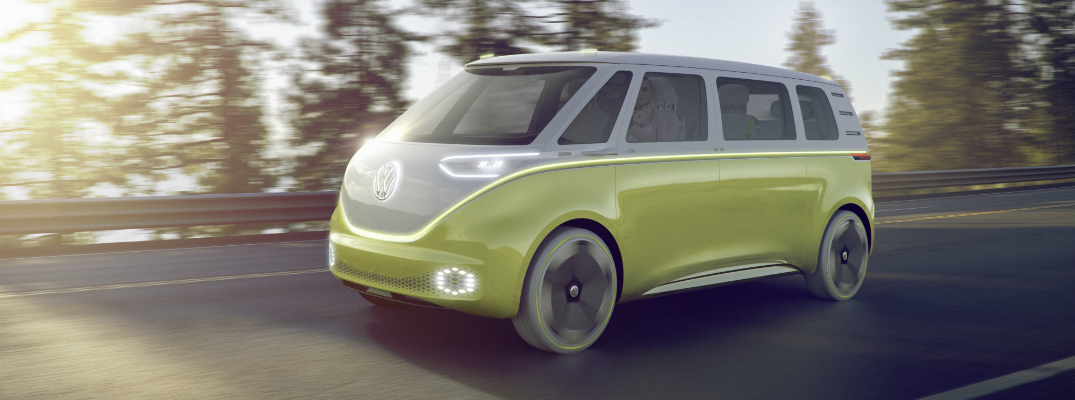 Will Volkswagen Sell the I.D. Buzz Concept?