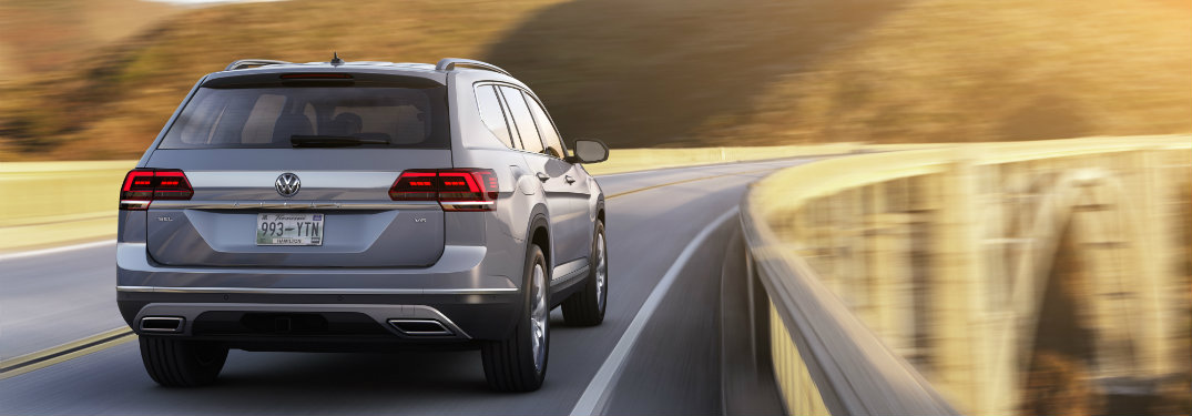 What are the 2018 Volkswagen Atlas trim levels_o