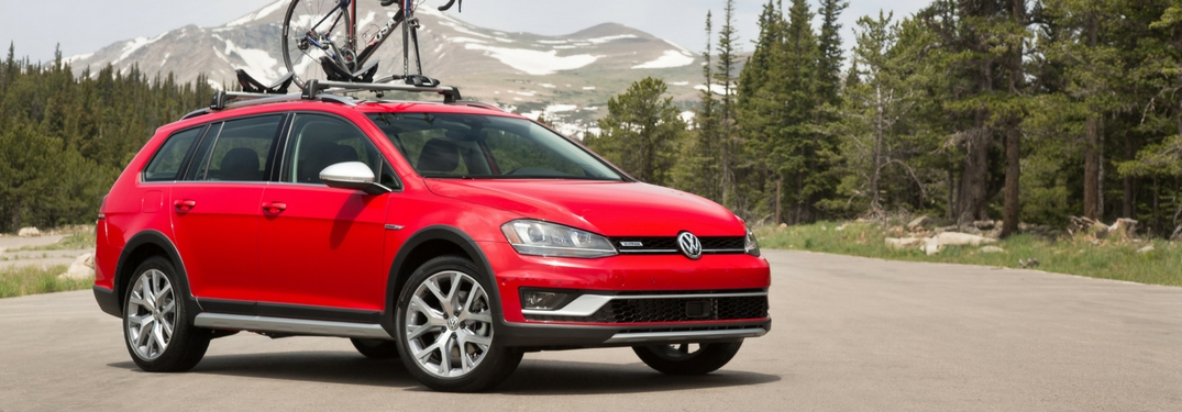 Does the 2017 Golf Alltrack have towing capability?