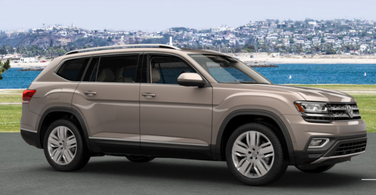 What Are The Paint Color Options For The 2018 Volkswagen