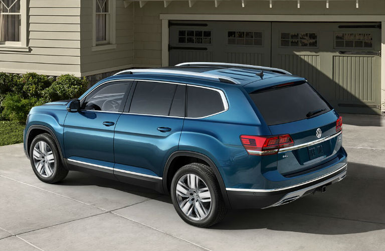 volkswagen atlas performance specs