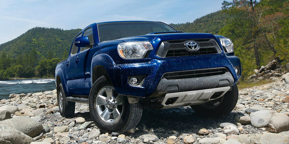 What Do The Different Toyota Model Names Mean