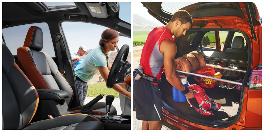 How Much Space Is In The 2016 Toyota Rav4