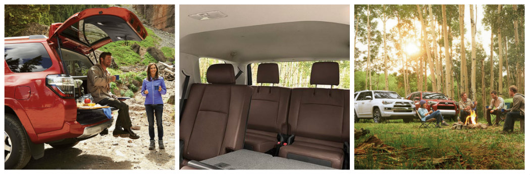 does the 2016 toyota 4runner have a third row. Black Bedroom Furniture Sets. Home Design Ideas