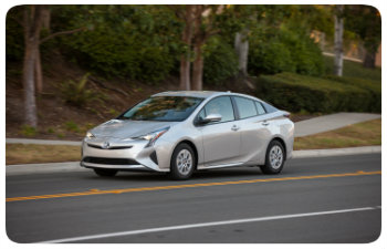 which features come standard on the 2016 toyota prius. Black Bedroom Furniture Sets. Home Design Ideas