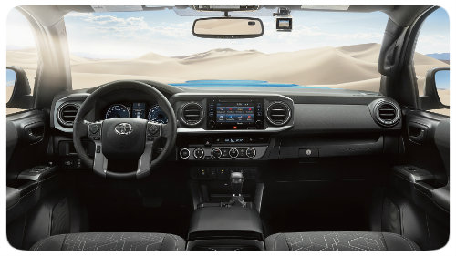 Which Features Come Standard On The 2016 Toyota Tacoma Trd