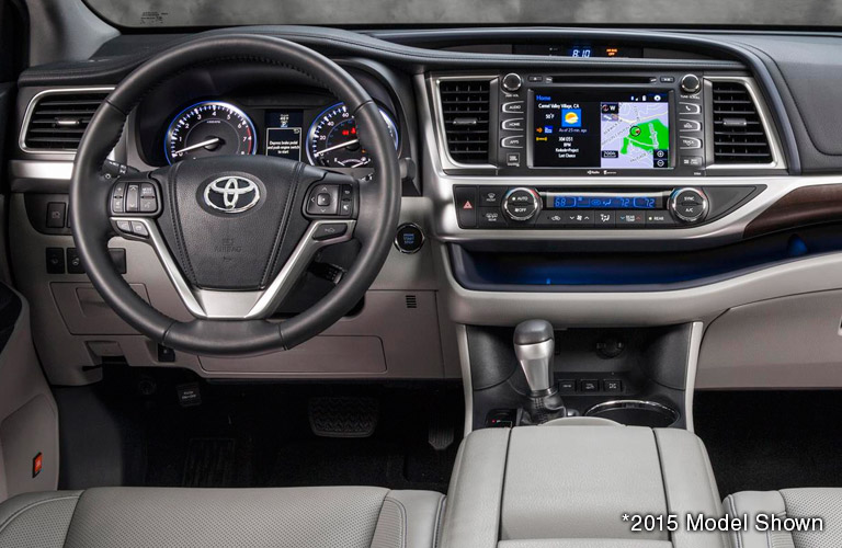 What Is The 2016 Toyota Highlander Towing Capacity